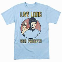Star Trek T-Shirt- Spock