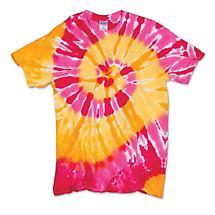 Figi Typhoon Tie-Dye T-Shirt