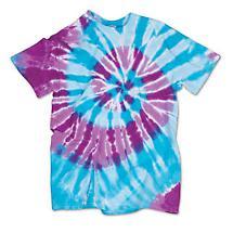 Tahiti Typhoon Tie-Dye T-Shirt