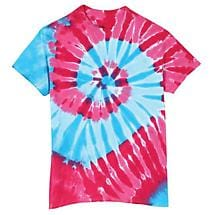 Polynesia Typhoon Tie-Dye T-Shirt