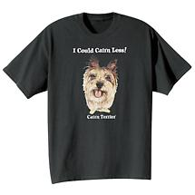 Dog Breed Tee- Cairn Terrier