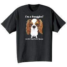 Dog Breed Tee- Cavalier King Charles