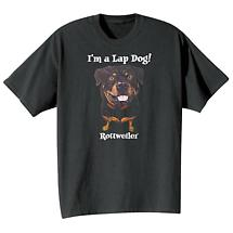 Dog Breed Tee- Rottweiler