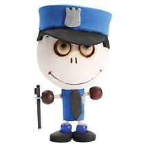 Policemen Magnet