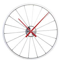 Bicycle Rim Wall Clock