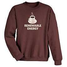 Renewable Energy Sweatshirt