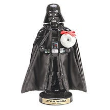 Star Wars ® Darth Vader With Death Star Holiday Nutcrackers