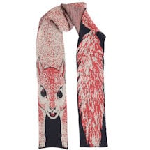 Squirrel Scarf