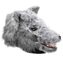 Wolf Animal Hat