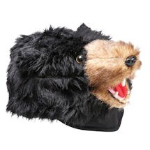 Black Bear Animal Hat