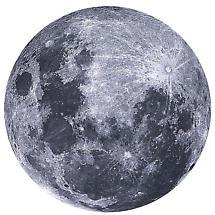 Moon Round Floor Mats