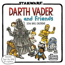 Star Wars ® Darth Vader Calendar