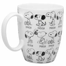 Peanuts© Anniversary Mugs- Snoopy