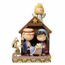 Peanuts® Christmas Pageant Nativity