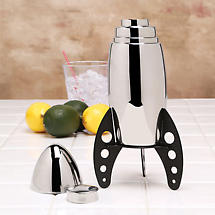 Rocket Ship Cocktail Shaker