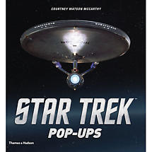Star Trek 3-Dimensional Pop Up Book