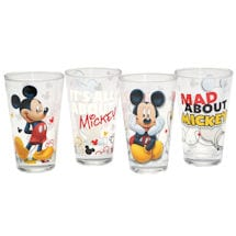Mickey Mouse Juice Glass Set