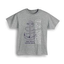 Military Navy T-Shirt