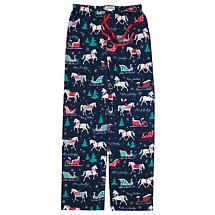 Mare-Y Christmas Women's Loungewear PJ Pants