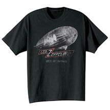 Led Zeppelin Cities Tee