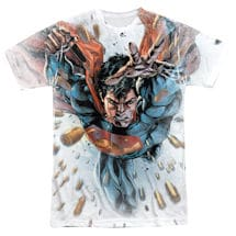 Superman Sublimated Tee