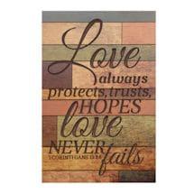 Love Always Wall Art