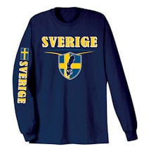 International Long Sleeve Tees- Sverige (Sweden)
