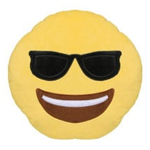 Emoji Sunglasses Pillows