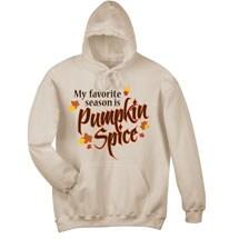 Favorite Season Hooded Sweatshirt