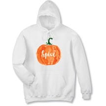 Pumpkin Spice  Hooded Sweatshirt