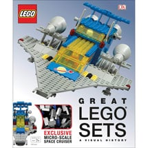 Great Lego® Sets: A Visual History