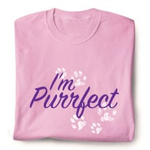 I'm Purrfect T-Shirt