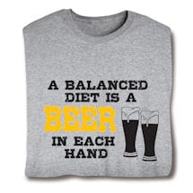 Balanced Diet T-Shirt