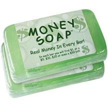 Money Soap Set Of 2