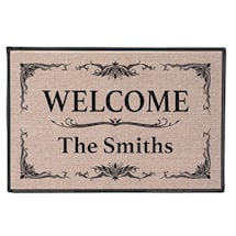 "Personalized ""Your Name"" Doormat - Classic"
