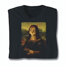 Fine Art Cat T-Shirt