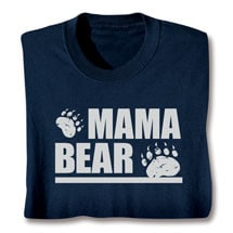 Bear Group Shirts- Mama
