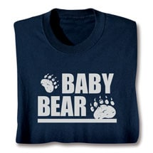 Bear Group Shirts- Baby