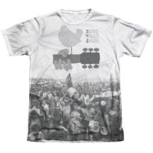 Woodstock Sublimated Tee