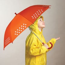 Color-Changing Umbrella- Kid