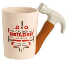 Handyman Tool Mugs- Hammer