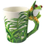 Tree Frog Rainforest Animal Mug