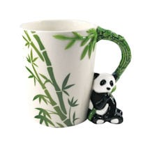 Panda Rainforest Animal Mug