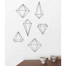 Prisma 3D Geometric Home Decor Set
