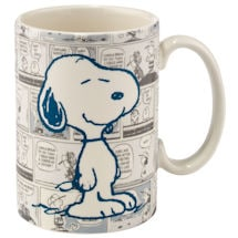 Peanuts© Comic Strip Mugs- Snoopy