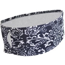Ponytail Headbands- Black & White