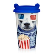 Coffee Crew Cups- Panda