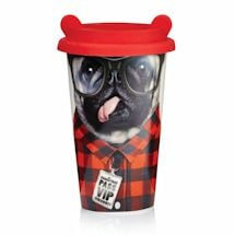 Coffee Crew Cups- Dog