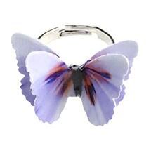 Butterfly Ring- Monarch - Opal