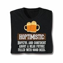 Hoptimistic Shirts